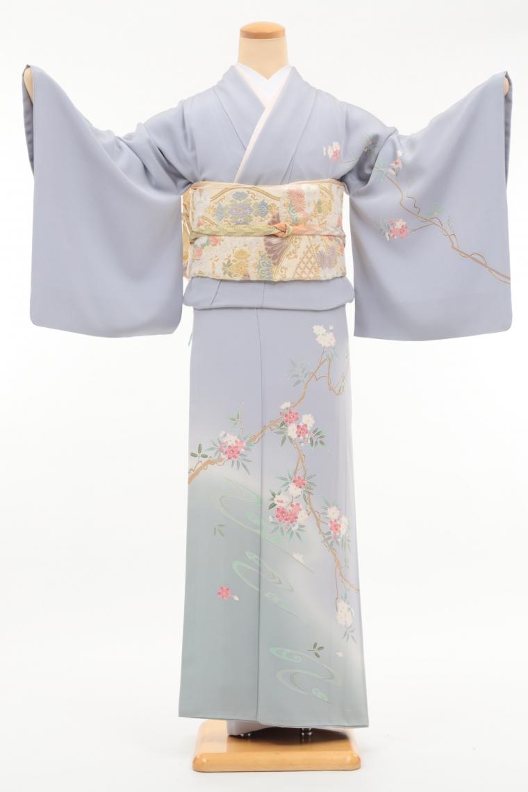 【訪問着】着物と帯の組み合わせが上品。 – ご利用いただいた ...